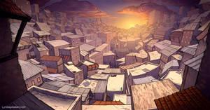 The Slum City by Lynryn