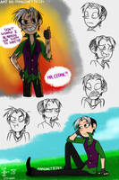 Cedric Expressions by MarionetteJ2X