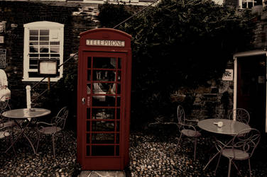 TELEPHONE by MeadowFay