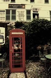 TELEPHONE 2 by MeadowFay