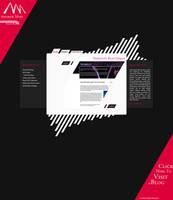 Diagonal Portfolio by Myrloenn