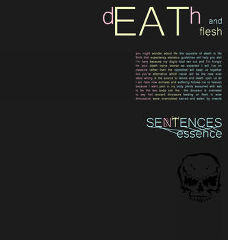 Death Sentences by Myrloenn