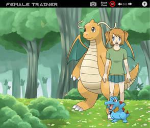 Rookie Trainer by Rookie-Trainer