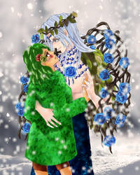 Winter Roses by SinistrosePhosphate