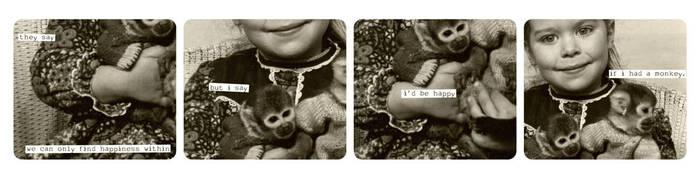 i wish i had a monkey by ohitsmejulia