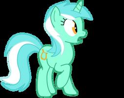 Lyra is Surprised by PaulySentry