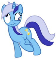Minuette Derped Face by PaulySentry