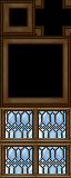 RPG Maker VX Ace - Decorative Glass Wall by Museum-Cat