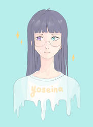 Hi by yoseina
