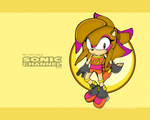 Sonic Channel 01 ( Menace the Cat) by Vertakin