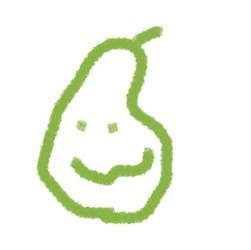 Pear by sunnie-chan