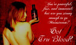Tru Blood Vampire Ad 04 by MSundinPhotography