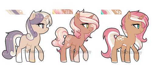 Adopts Batch [CLOSED] by TheCreativeRey