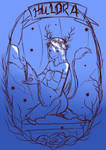 Huldra Princess by Lyn-Lopez