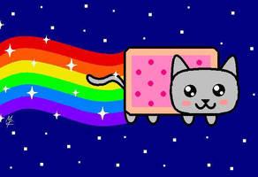 Nyan Cat by MelisaRodriguez