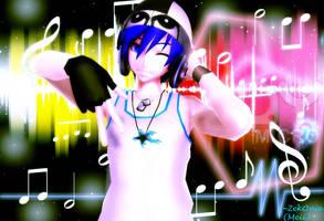 HP Kaito by ZekoNix