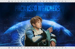 +Pack 1550 watchers -MIDNIGHTINMEMORIES- by MidnightInMemories