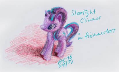 Glimglam in Pencil by PonellaToon