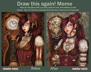 Meme Steampunk 2012-2018 by maxicarry