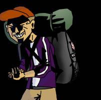The Backpacker Creepypasta by T-BronyStackz