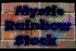 Mysticrainbow Stock Stamp by MysticrainbowStock