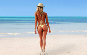 Beach with a view by DigitalPimp74