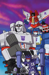 Decepticons by thelearningcurv