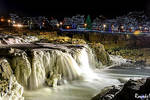 The Falls of Sioux Falls by AMLensCreations