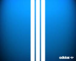 Adidas Blue by goergen