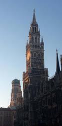 Last touch of Summer-Munich by InStantUsage