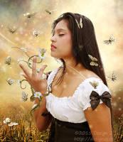 Spring Maiden by sofijas