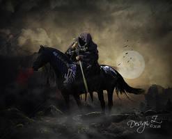 Nazgul - The Dark Rider by sofijas