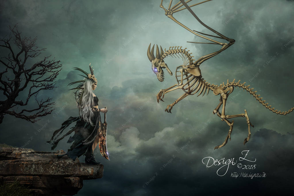 Dragon Slayer by sofijas