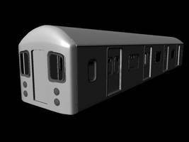 Train Model version 02 by BRokeNARRoW13