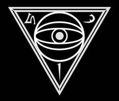 SiD Eye symbol White by BRokeNARRoW13