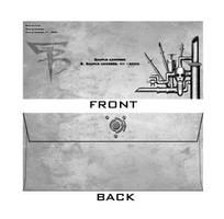 Pipe Envelope by BRokeNARRoW13