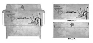 Pipe Envelope Press Layout by BRokeNARRoW13