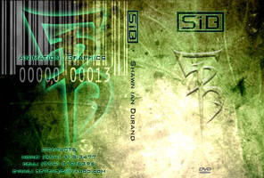 SiD DVD Cover by BRokeNARRoW13