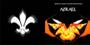 Azrael CD Cover by BRokeNARRoW13