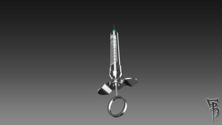 Syringe-Steel-03 by BRokeNARRoW13