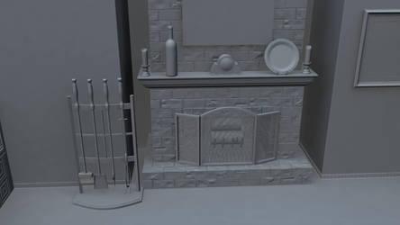 Interior 01 by BRokeNARRoW13