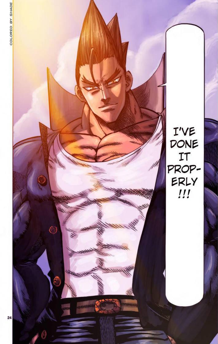Akira end by GokuvsSuperman117