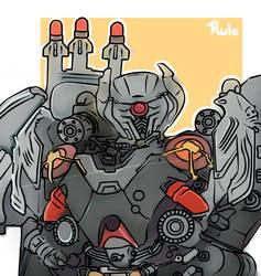 Nitro Zeus Transformer by RuloAJD