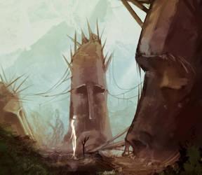 Garden kings by BlindHead