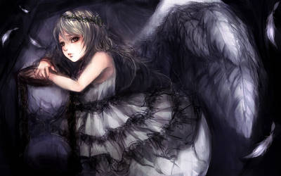 Angel by Ryo-Sasaki