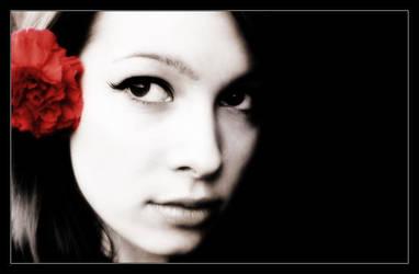 spanish girl by IgorKlajo