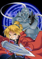 Brotherhood_FMA by Letucse