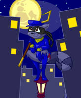 sly cooper by 02ildem