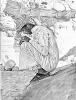 Al-huduu' - The silence by lightrainbow