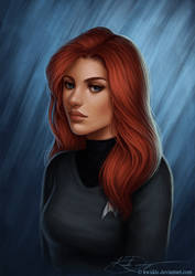 Commission: Iona by Krista-Dunaway